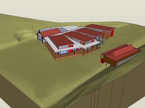 Landscape Building 3
