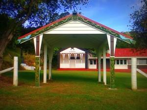 Te Rawhiti Marae Tomohanga Gateway