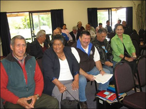 Marae Trustees Committee Members